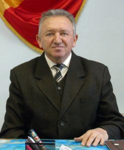 FAUR Ioan - Primarul comunei