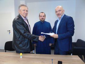 A fost semnat contractul de finanțare.