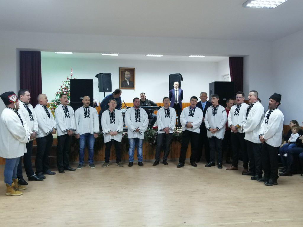 Colindătorii din Crișan
