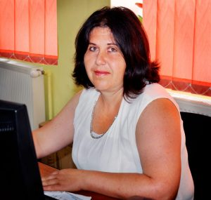 JURCA Gabriela Mariana - Inspector