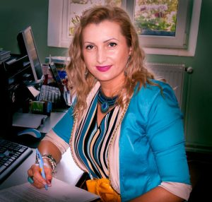 LEUCEAN Adina - consilier principal
